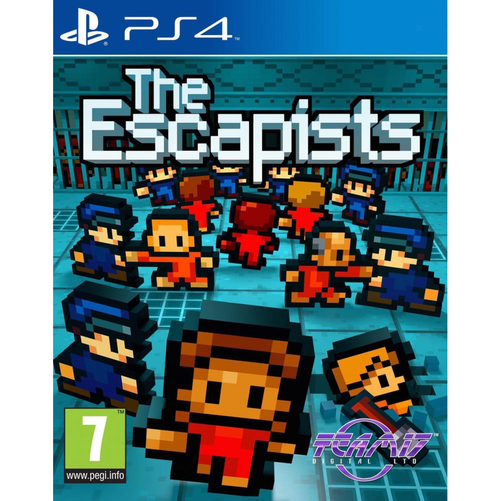 THE ESCAPISTS PS4 FR NEW