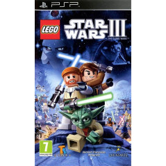 LEGO STAR WARS III THE CLONE WARS PSP FR OCCASION