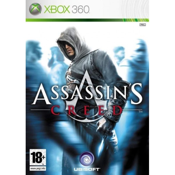 ASSASSIN S CREED XBOX 360 PAL-FR OCCASION
