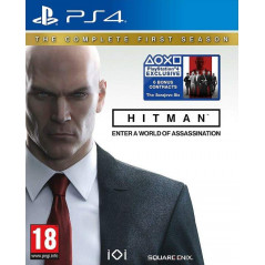 HITMAN THE COMPLETE FIRST SEASON PS4 UK NEW