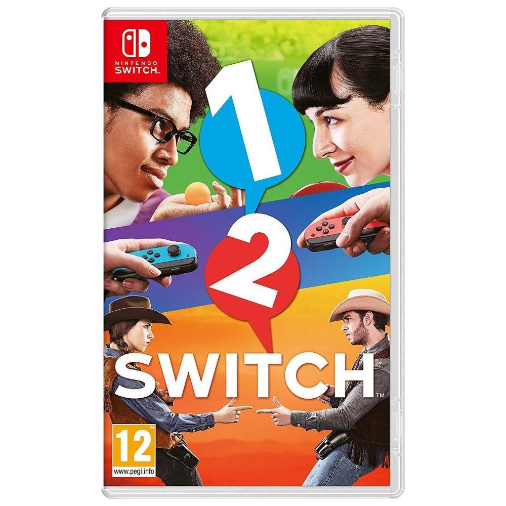1 2 SWITCH UK NEW