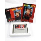 HOME ALONE SUPER NINTENDO (SNES) PAL-NOE (COMPLETE - GOOD CONDITION OVERALL)
