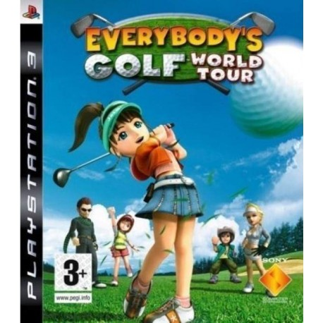 achat everybody s golf world tour ps3 fr occasion jeu playstation 3 74189 trader games. Black Bedroom Furniture Sets. Home Design Ideas