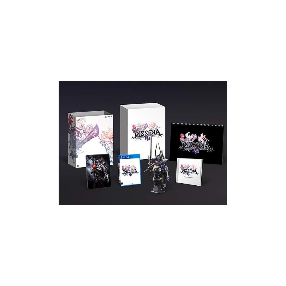 DISSIDIA FINAL FANTASY NT COLLECTOR PS4 JAP NEW