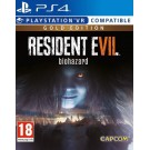 RESIDENT EVIL 7 GOLD EDITION PS4 UK OCCASION