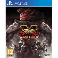 STREET FIGHTER V ARCADE EDITION PS4 FR NEW