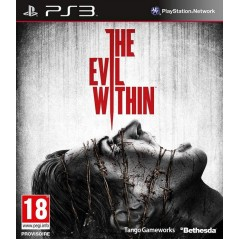THE EVIL WITHIN PS3 FR NEW