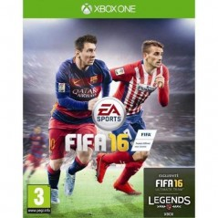 FIFA 16 XBOX ONE FR OCCASION