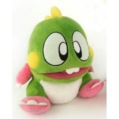PELUCHE BUBBLE BOBBLE SOUND GREEN