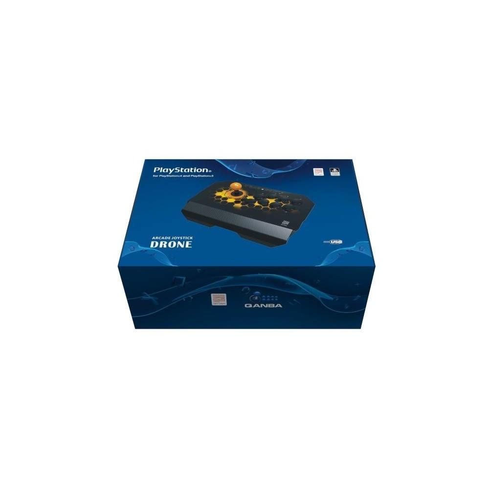 ARCADE STICK QANBA DRONE PS4/PS3/PC EURO NEW