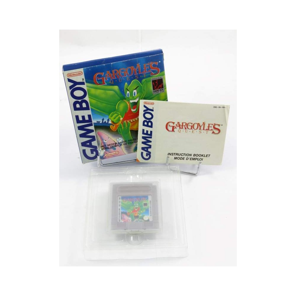 GARGOYLE'S QUEST GAMEBOY FAH OCCASION