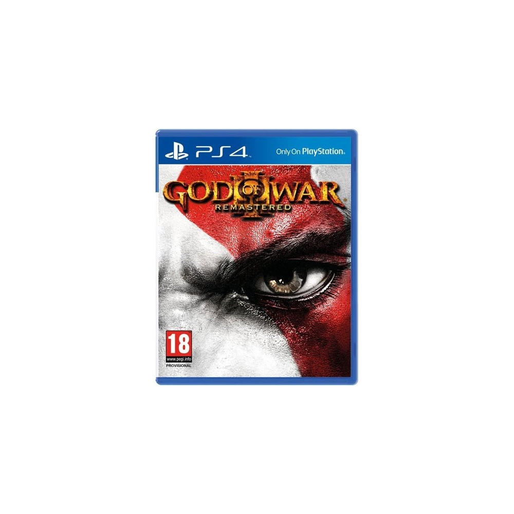 GOD OF WAR 3 HD PS4 MULTI