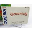 GARGOYLE'S QUEST GAMEBOY FAH OCCASION
