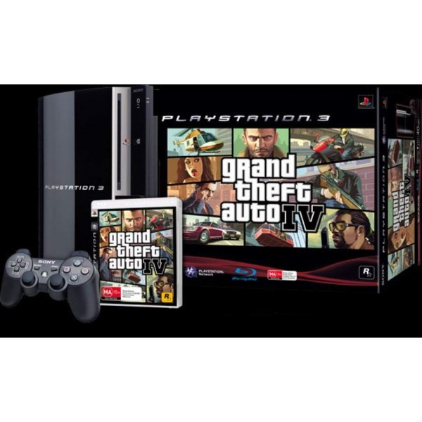 CONSOLE PS3 CECHH04 40 GB BLACK EURO OCCASION