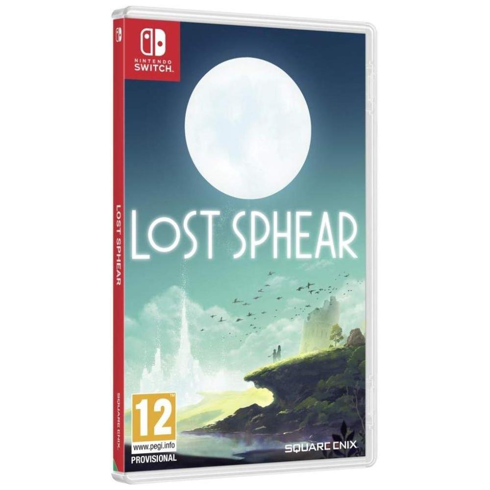 LOST SPHEAR SWITCH FR NEW