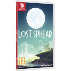 LOST SPHEAR SWITCH UK NEW