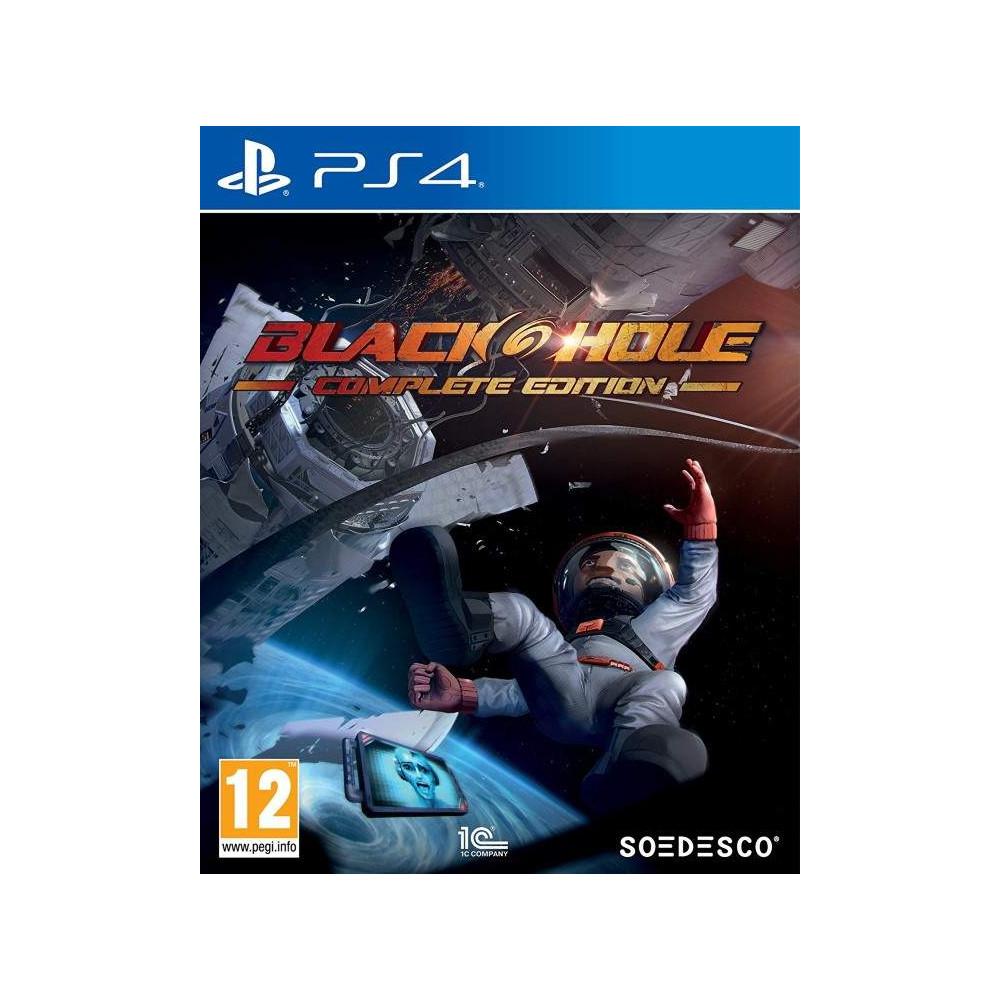BLACKHOLE COMPLETE EDITION PS4 FR NEW
