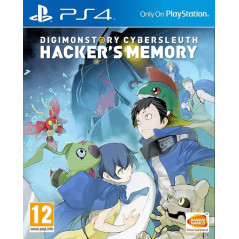 DIGIMON STORY CYBER SLEUTH HACKER S MEMORY PS4 FR NEW