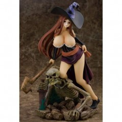 FIGURINE DRAGON S CROWN SORCERESS JAP NEW