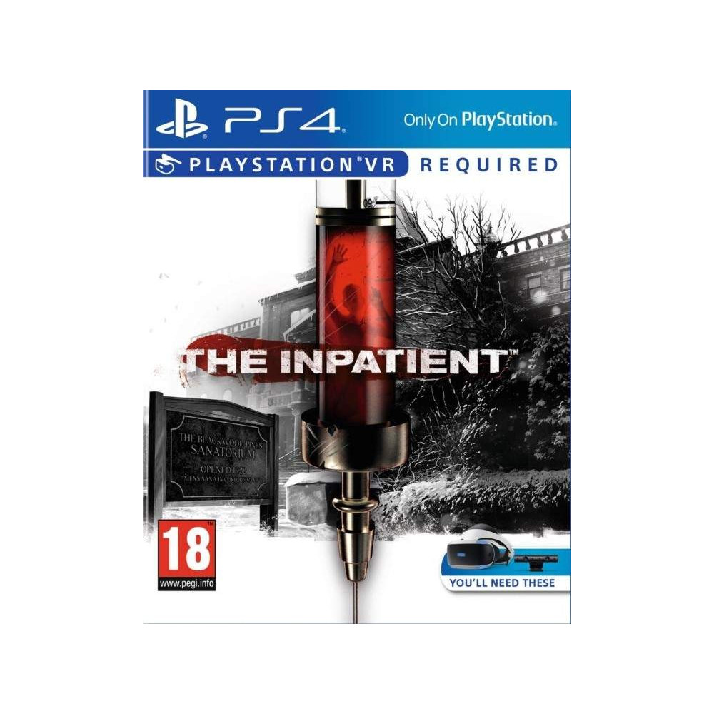 THE INPATIENT PS4 FR NEW