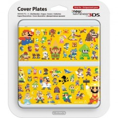 COVERPLATE N 67 SUPER MARIO MAKER NEW 3DS