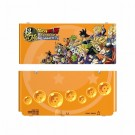 COVERPLATE DRAGON BALL Z EXTREME BUTODEN NEW 3DS