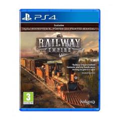 RAILWAY EMPIRE PS4 UK NEW