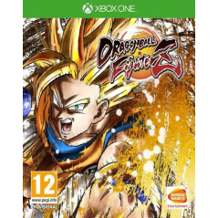 DRAGON BALL FIGHTER Z XBOX ONE PAL FR NEW