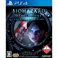 BIOHAZARD REVELATIONS UNVEILED EDITION PS4 JPN OCCASION