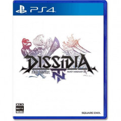 DISSIDIA FINAL FANTASY NT PS4 JAP OCCASION