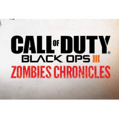 CALL OF DUTY BLACK OPS 3 ZOMBIES PS4 FR OCCASION