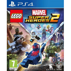 LEGO MARVEL SUPER HEROES 2 DELUXE EDITION PS4 FR OCCASION