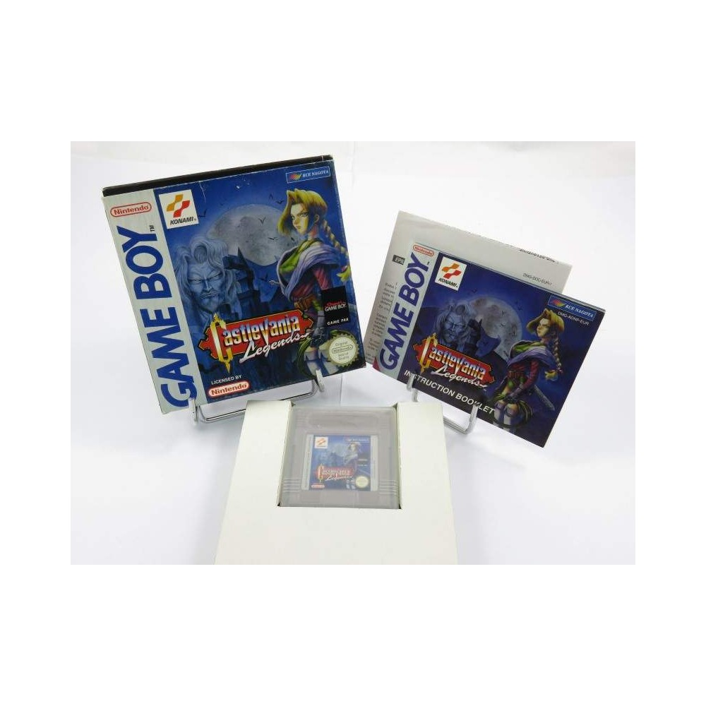 CASTLEVANIA LEGENDS GAMEBOY EUR OCCASION