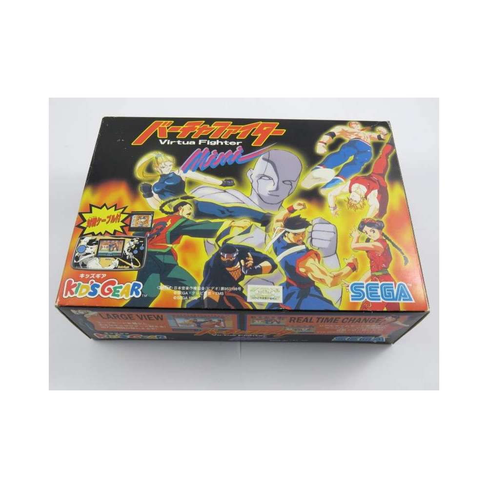 CONSOLE KID S GEAR SEGA VIRTUA FIGHTER MINI LIMITED PACK JPN (COMPLETE)