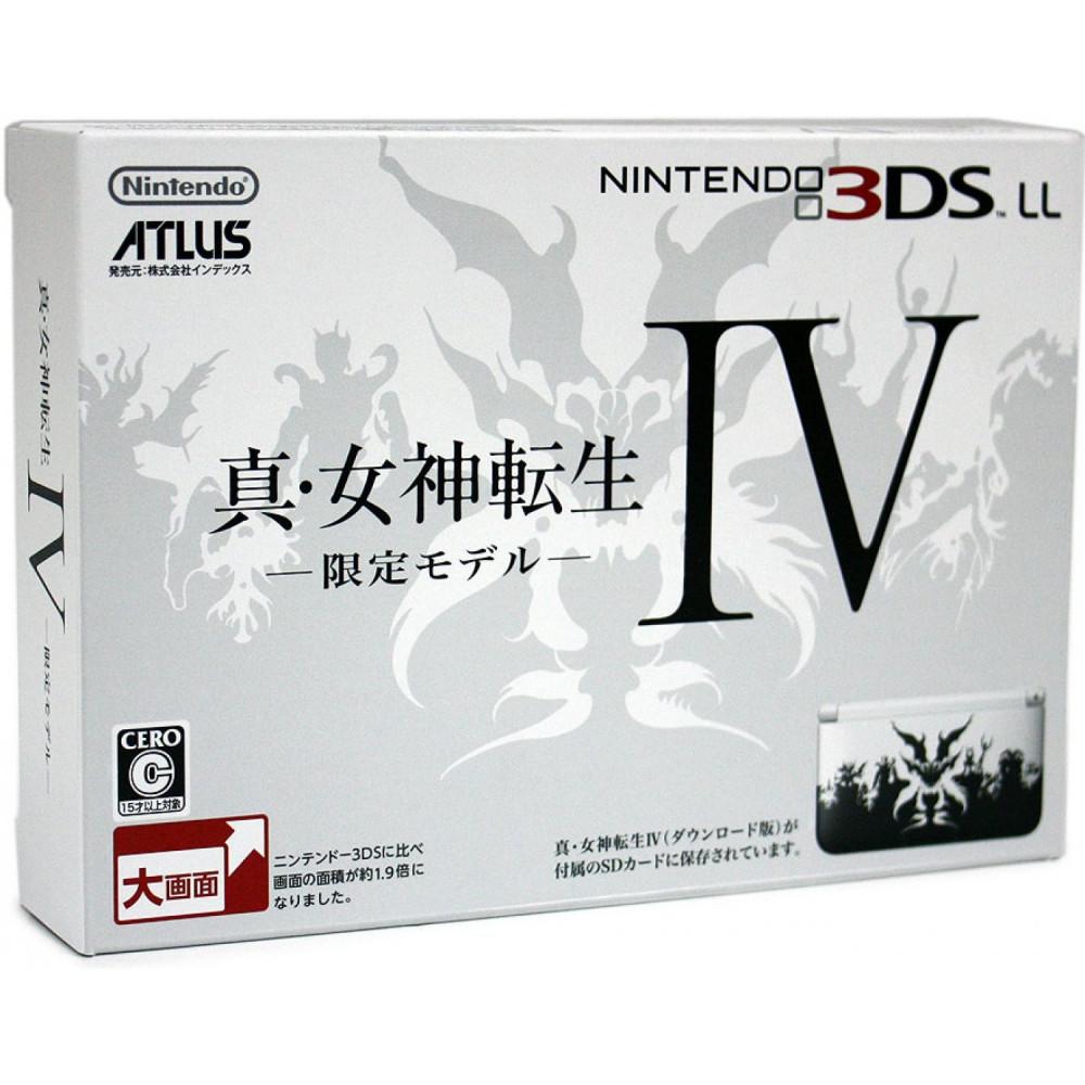 CONSOLE 3DS XL SHIN MEGAMI TENSEI 4 JPN OCCASION