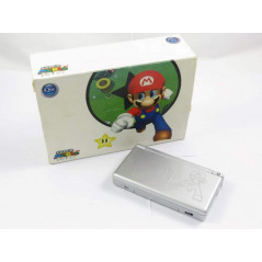 CONSOLE NDS LITE LIMITED IQUE MARIO SILVER HK OCCASION