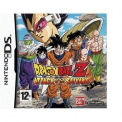 DRAGONBALL Z ATTACK OF THE SAIYANS NDS FR OCCASION