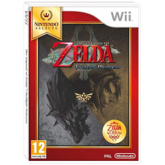 THE LEGEND OF ZELDA TWILIGHT PRINCESS NINTENDO SELECTS WII PAL-FR OCCASION