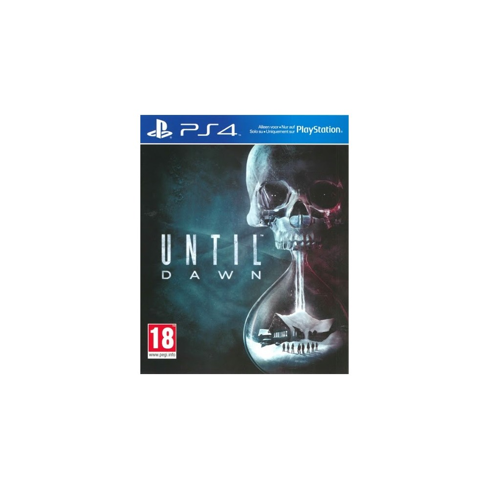 UNTIL DAWN PS4 MULTI