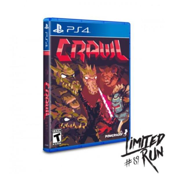 CRAWL PS4 US NEW