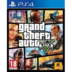 GTA V PS4 FR OCCASION