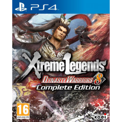 DYNASTY WARRIORS 8 EXTREME LEGENDS PS4 UK OCCASION