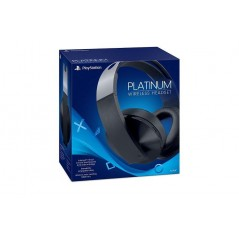 HEADSET SONY PS4 PLATINUM WIRELESS GAMING PS4 NEW