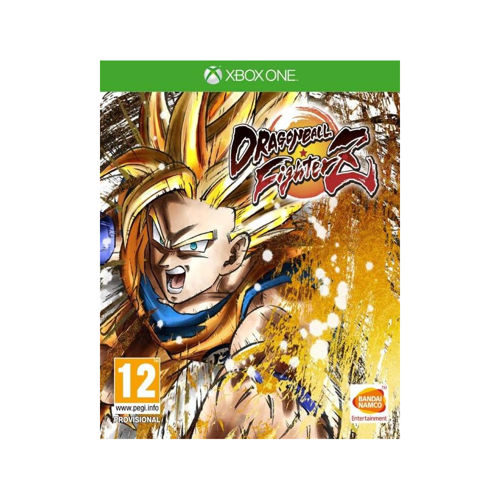 DRAGON BALL FIGHTERZ XBOX ONE FR OCCASION