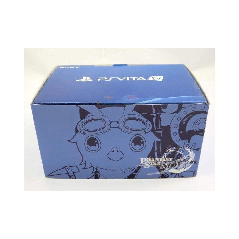Phantasy Star NOVA - PS VITA TV LIMITED EDITION - Sony playstation 4 - VERY RARE