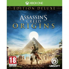 ASSASSIN S CREED ORIGINS DELUXE EDITION XBOX ONE FR OCCASION