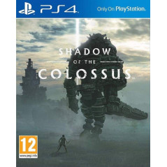 SHADOW OF THE COLOSSUS PS4 UK NEW