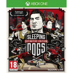 SLEEPING DOGS DEFINITIVE EDITION XBOX ONE UK OCCASION