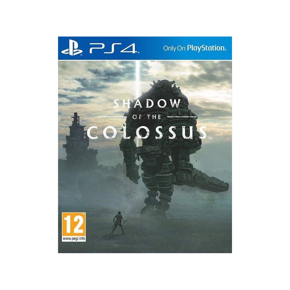 SHADOW OF THE COLOSSUS PS4 FR NEW