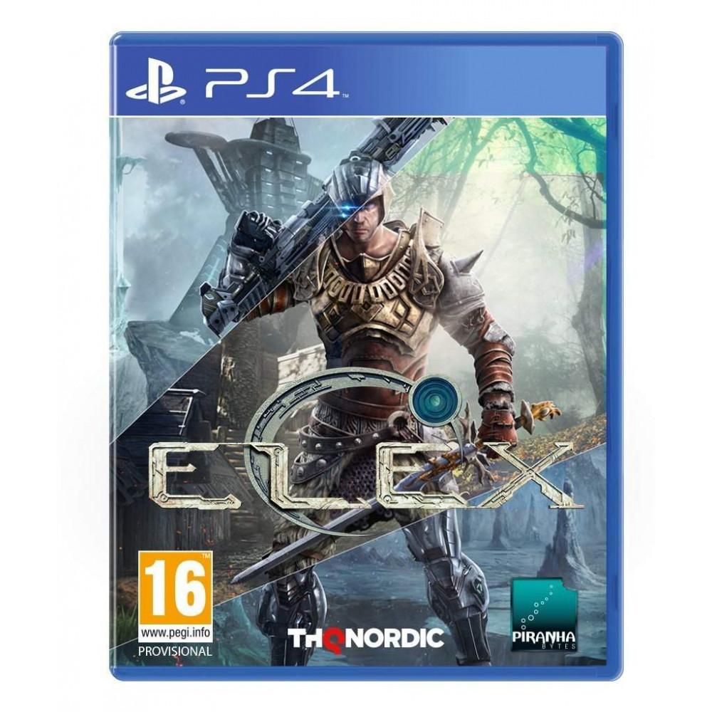 ELEX PS4 FR OCCASION